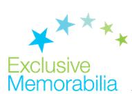 Exclusive Memorabilia Promo Codes