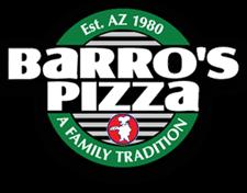 Barro's Pizza Promo Codes