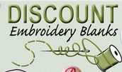 Discount Embroidery Blanks Promo Codes