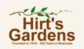 Hirt's Garden Promo Codes